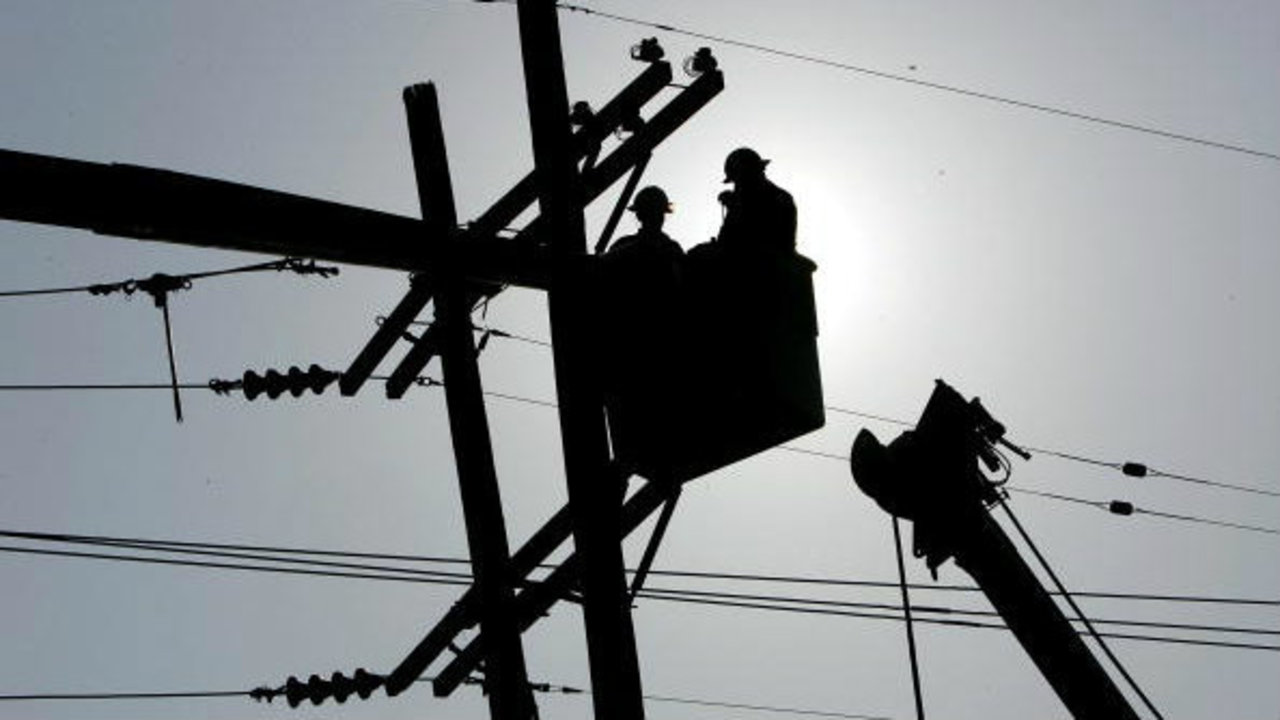 Supply Of Electricity Has Become Disrupted A Power Surge Or Spike Can
